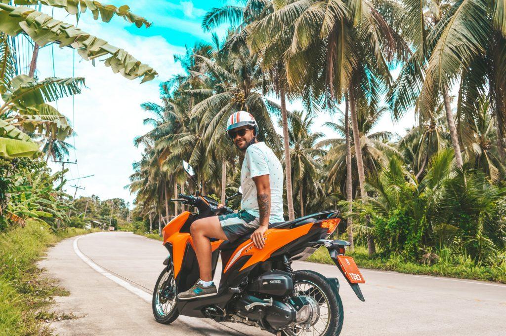 Trasporte Tailandia