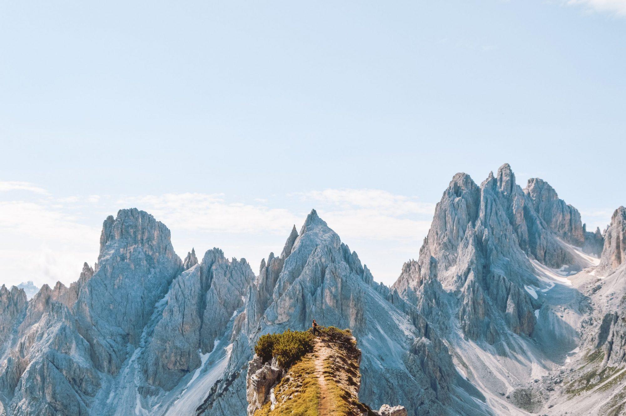 Cardini di Misurina Dolomitas