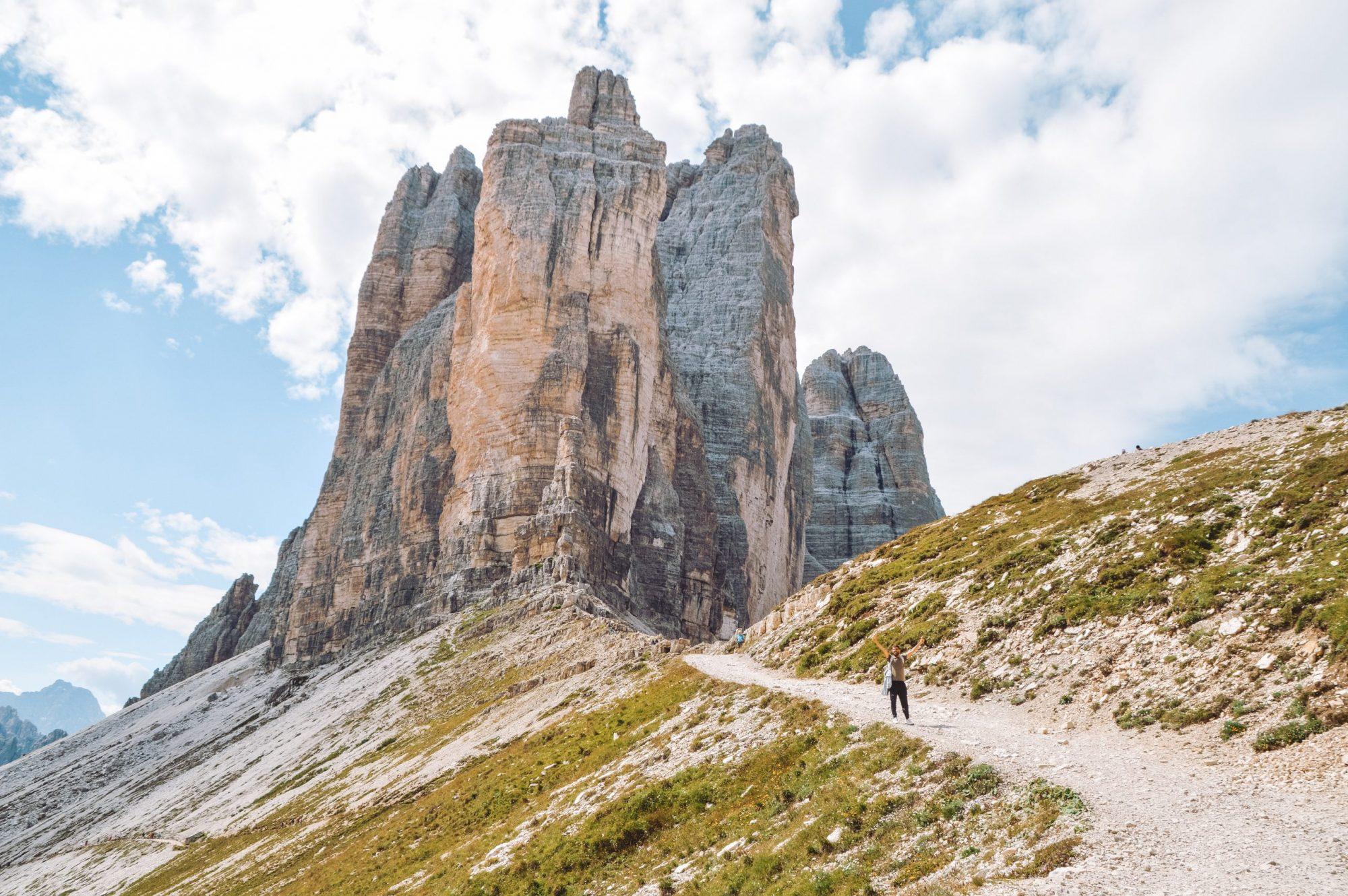 Tres Cimas di Lavadero Dolomitas