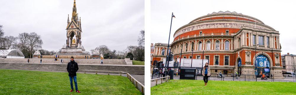 Albert Memorial Londres que ver
