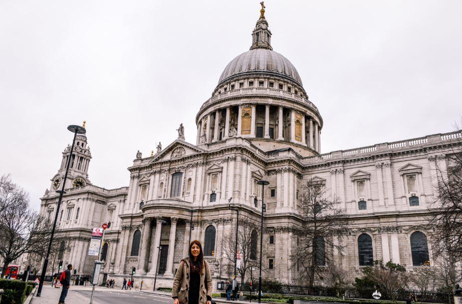 Catedral de San Pablo Londres que ver