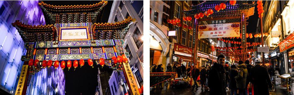 Chinatown Londres que ver