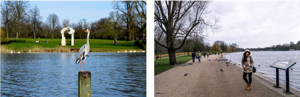 Hyde Park Londres que ver