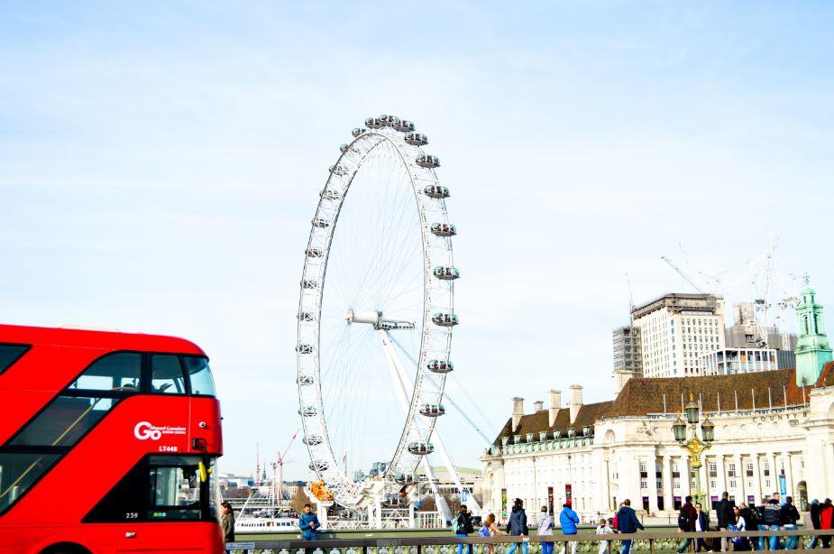 London Eye Londres que ver