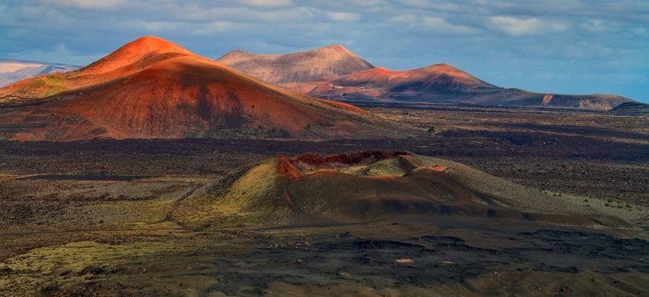 Parque Nacional Timanfaya Montañas