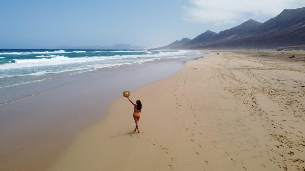 Cofete, la playa del fin del mundo en Off-Topic › Miscelánea