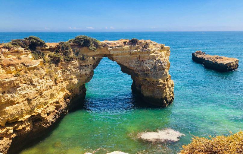 Praia Albandeira Algarve