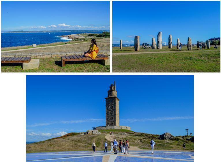 La Coruña Galicia La Torre de Hercules