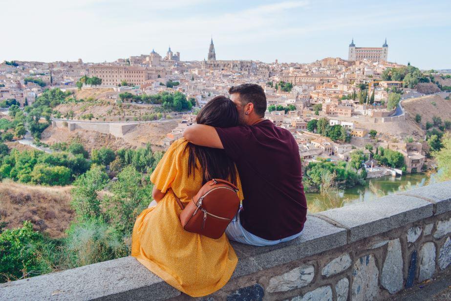 Mirador del Valle Toledo que ver