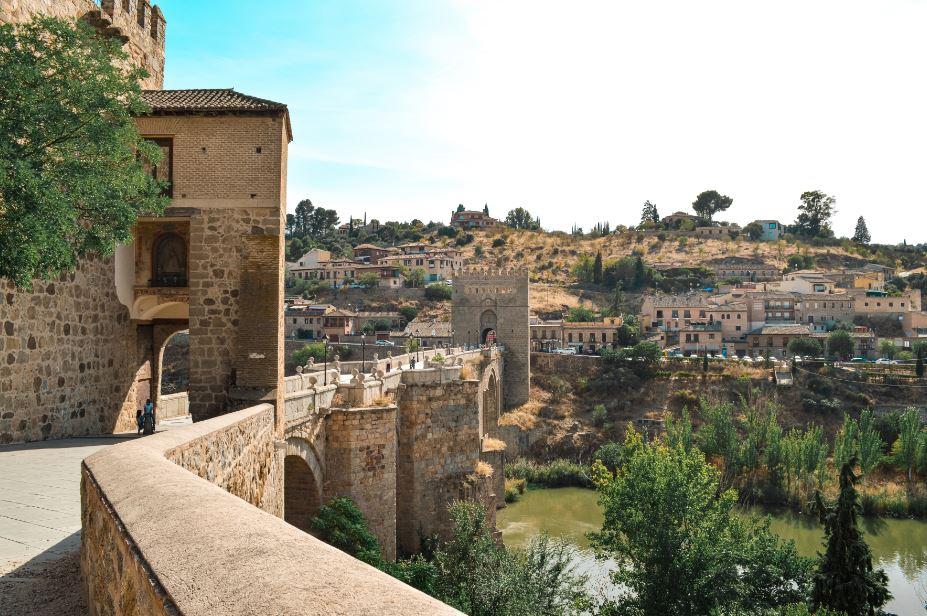 Puente de San Martín Que ver en Toledo