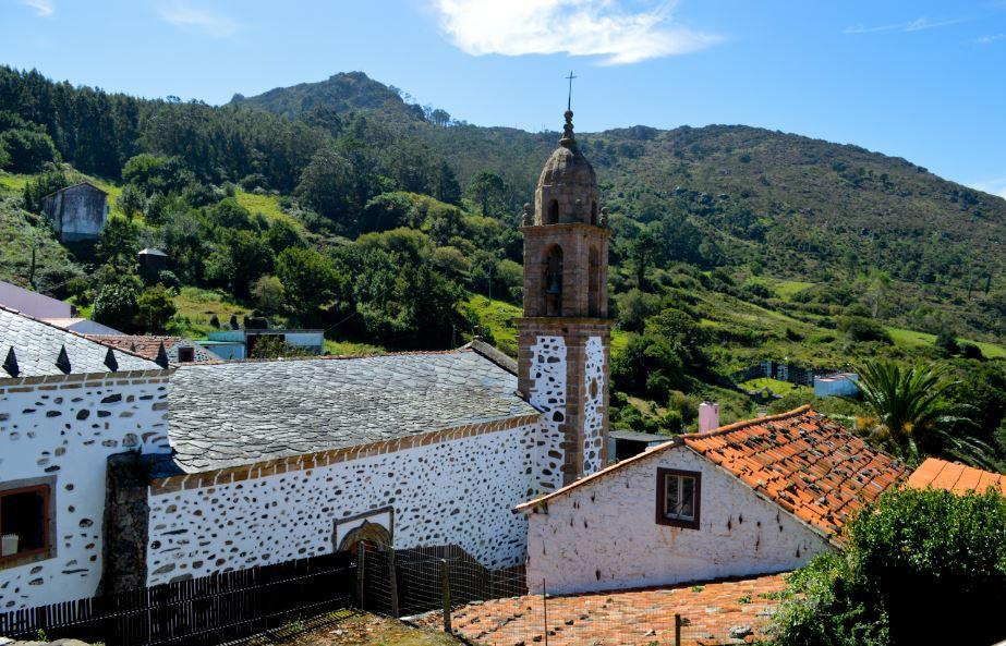 San Andres de Teixido Galicia