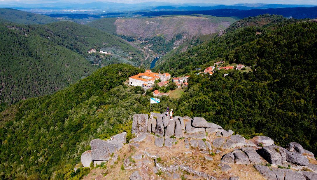 Cañones del Sil Galicia
