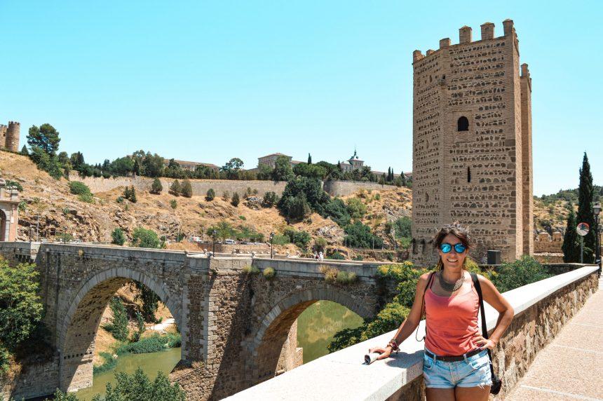 Toledo Puente de Alcantara
