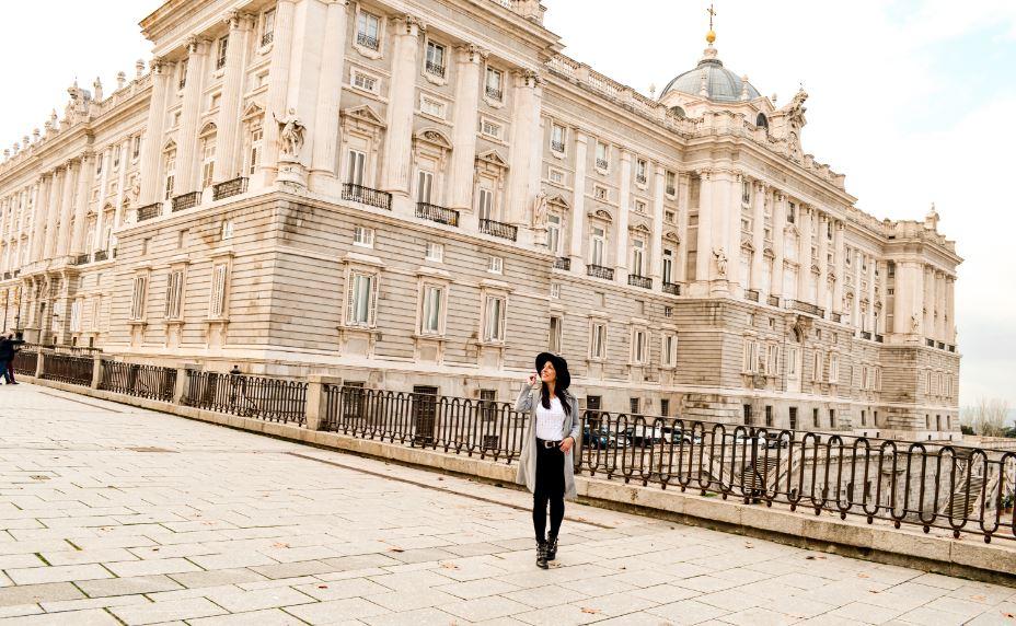 Palacio Real Que ver en Madrid