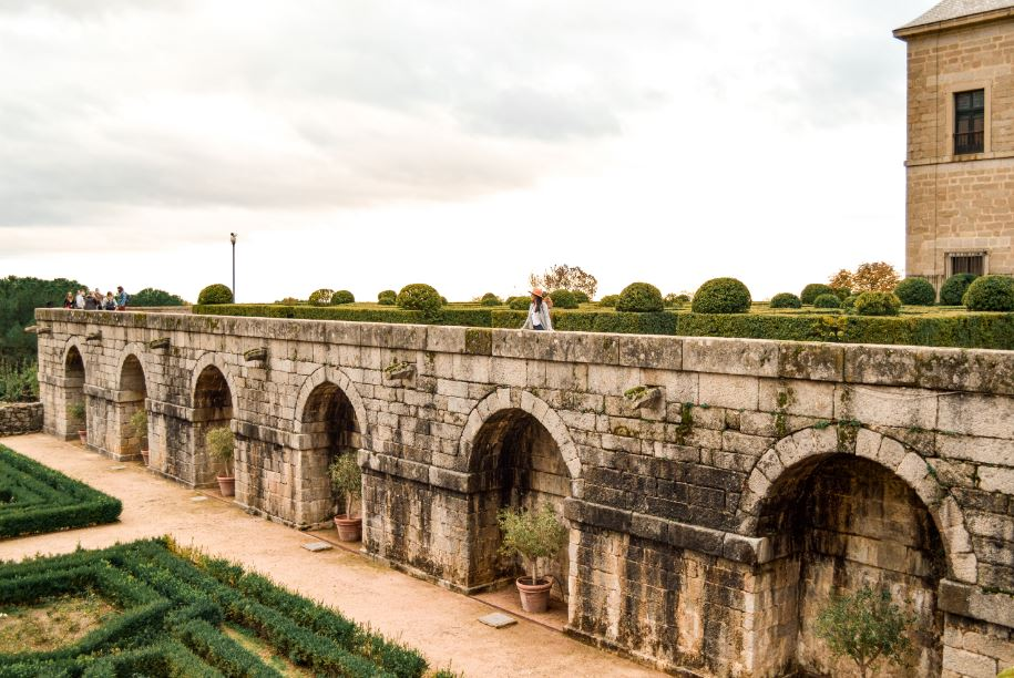 San Lorenzo del Escorial Jardines