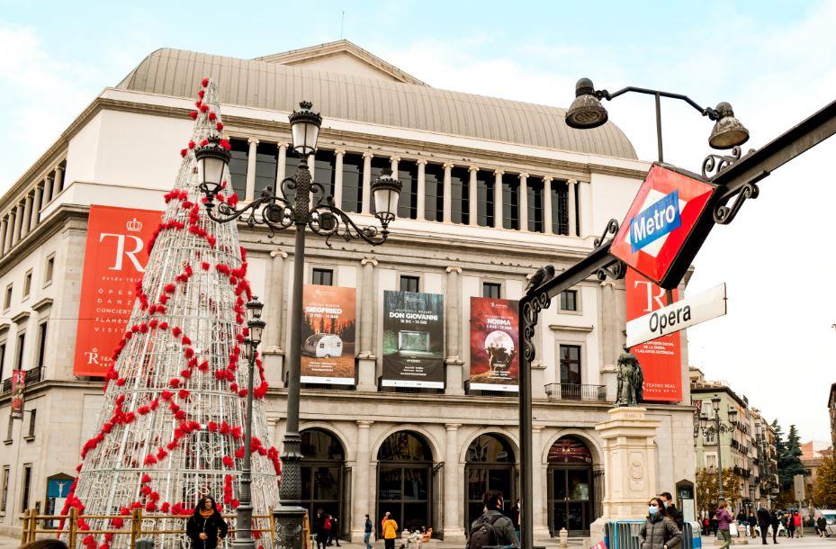 Teatro Real que ver en Madrid