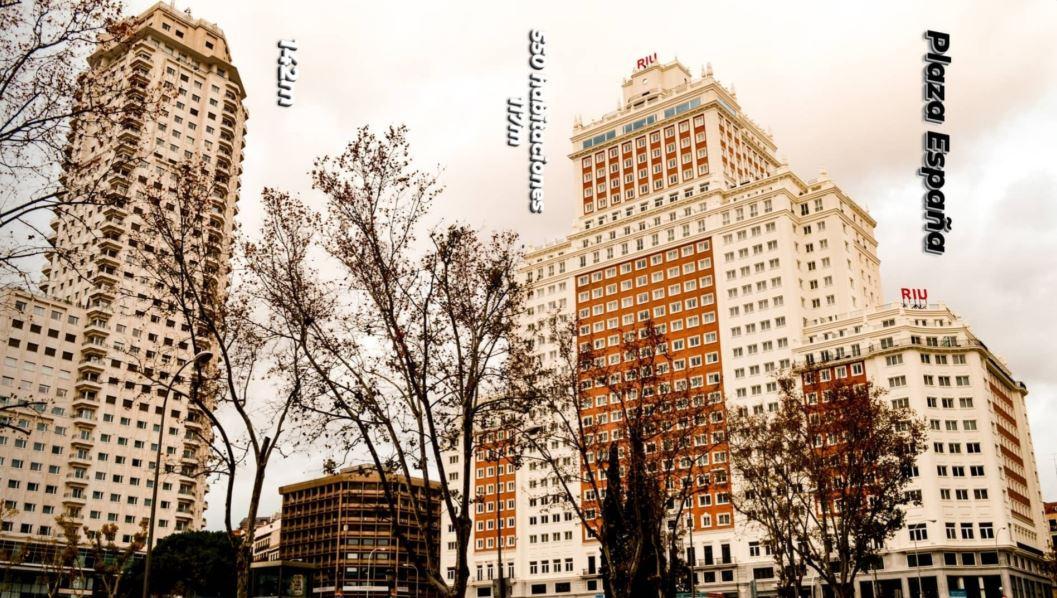 Plaza de España que ver en Madrid