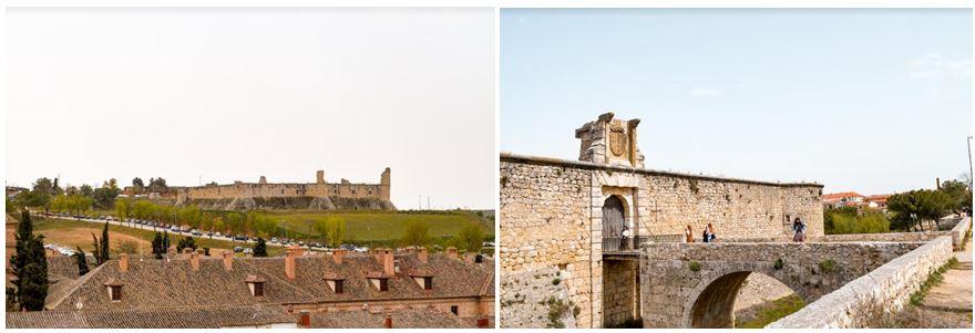 Castillo Chinchon que ver en Madrid