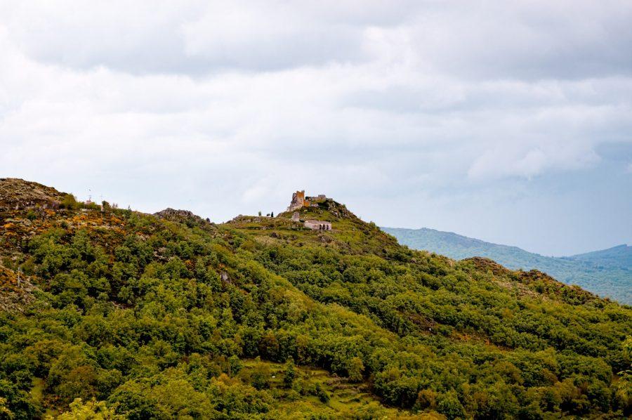Castillo de Trevejo que ver en Extemadura