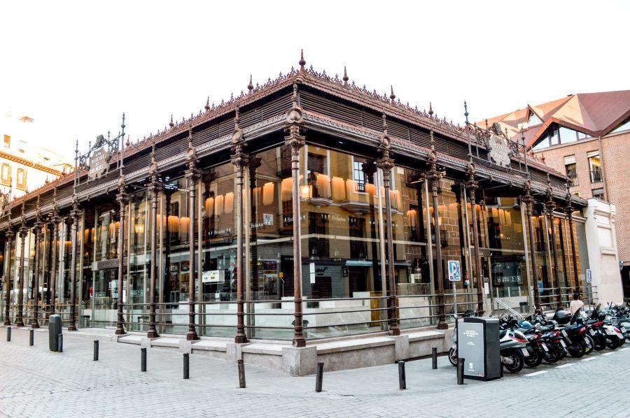 Mercado de San Miguel Que ver en Madrid