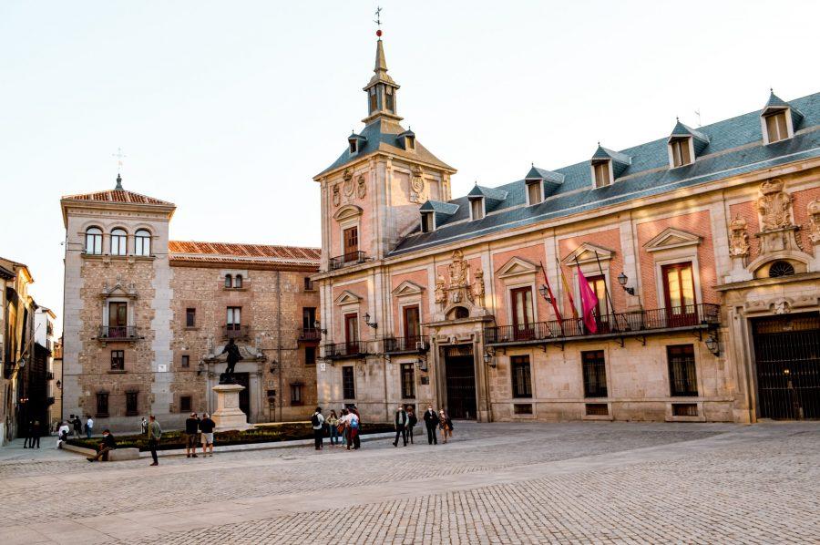 Plaza de la Villa Que ver en Madrid