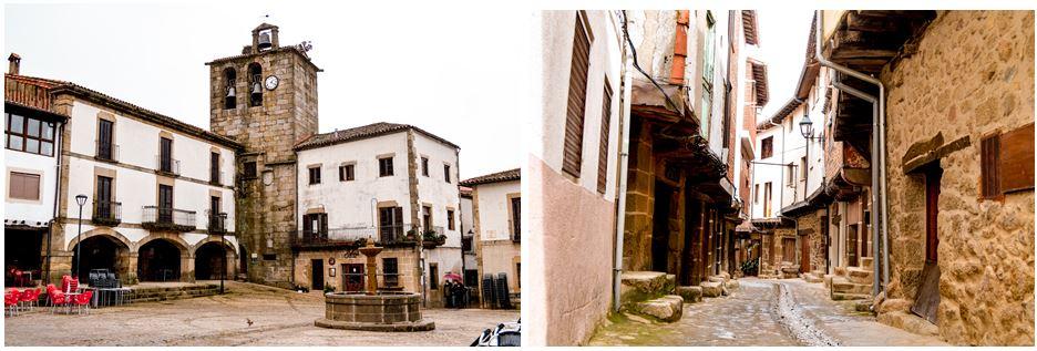 San Martin de Trevejo que ver en Extremadura
