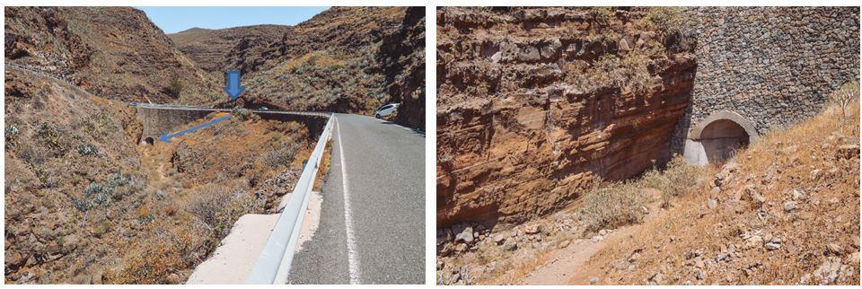 Barranco de las Vacas como llegar Que ver en Las Palmas de Gran Canaria