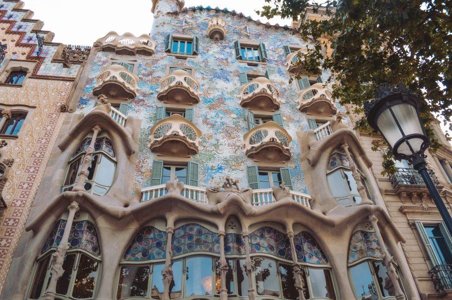 Casa Batlo que ver en Barcelona