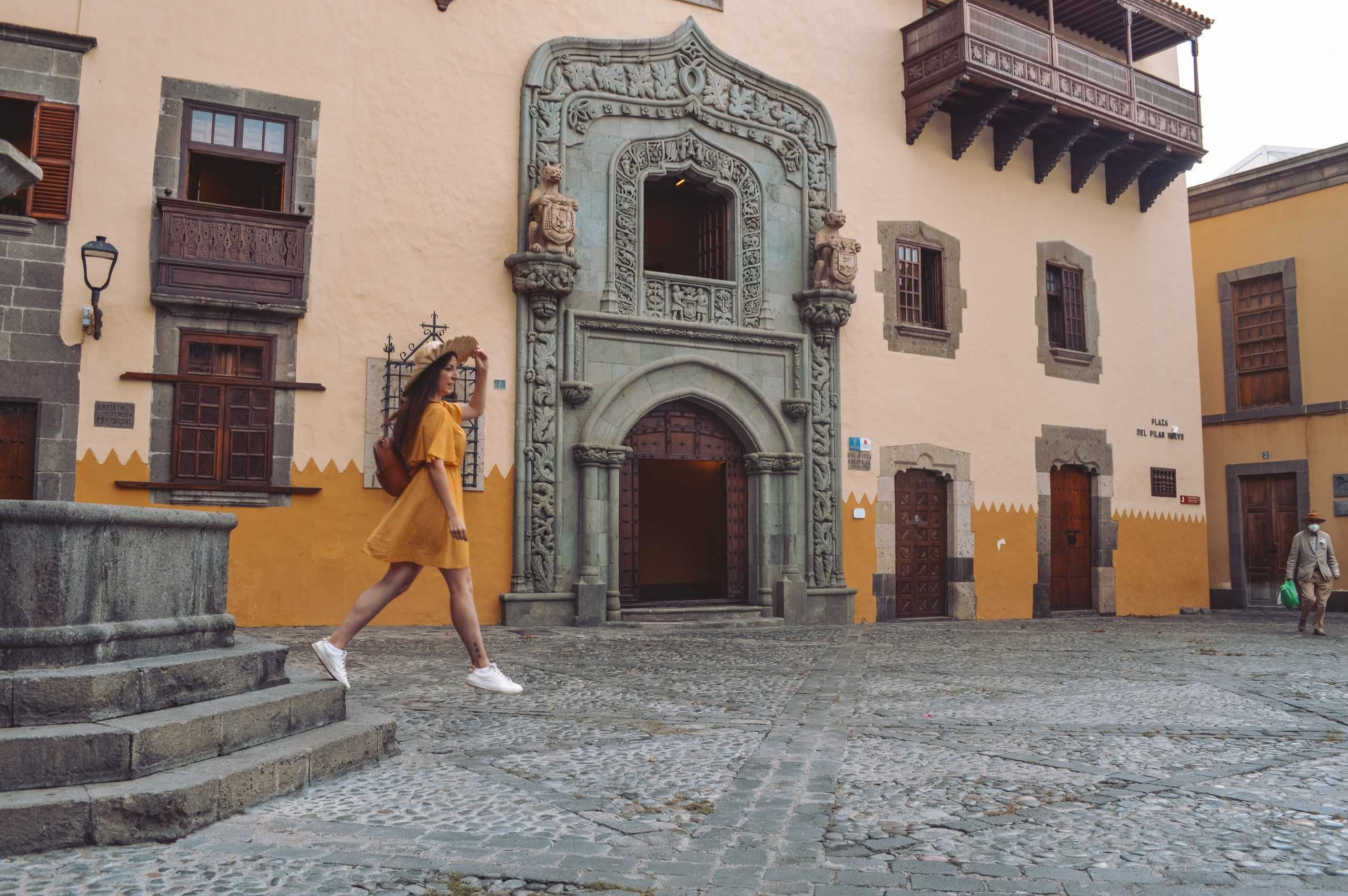 Casa de Colón que ver en Gran Canaria