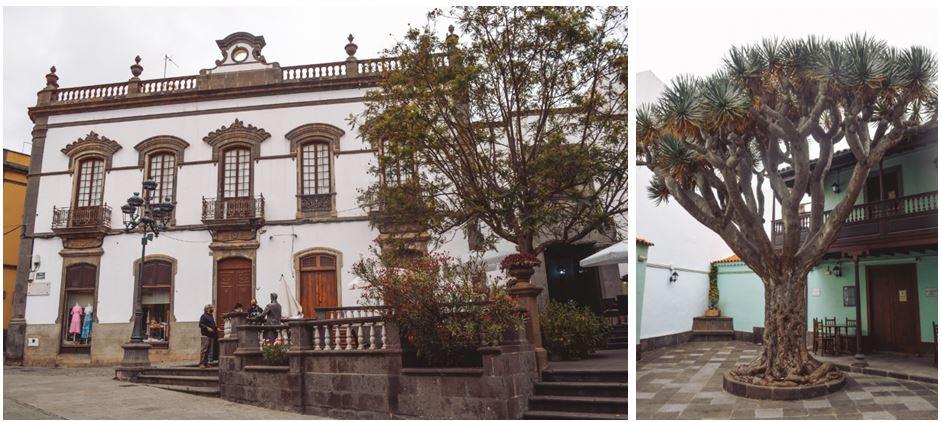 Casa de cultura Arucas que ver en Gran Canaria
