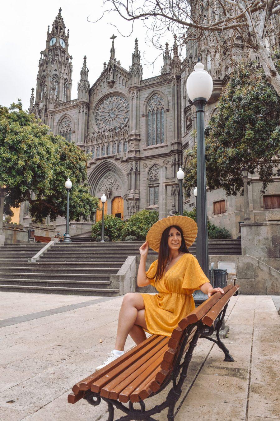 Catedral de Arucas que ver en Gran Canaria