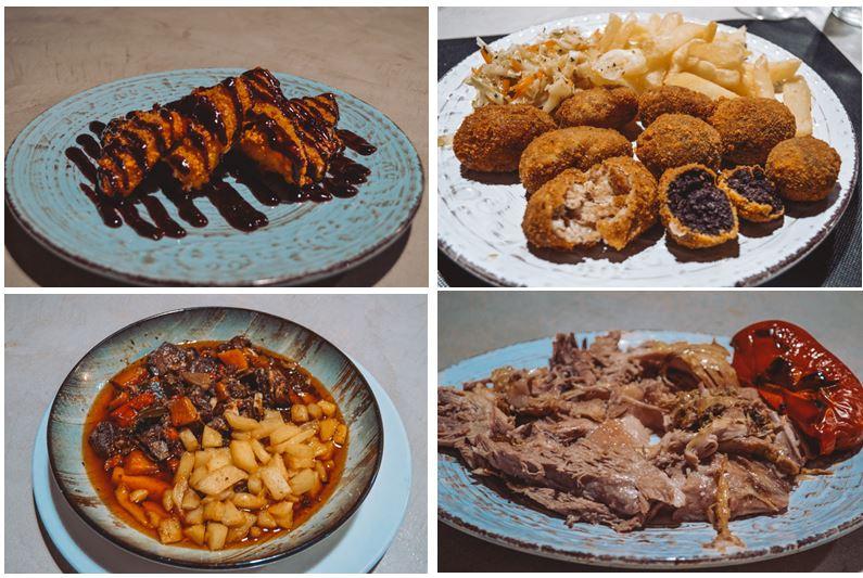 Comer en centro de Guayadeque Las Palmas de Gran Canaria