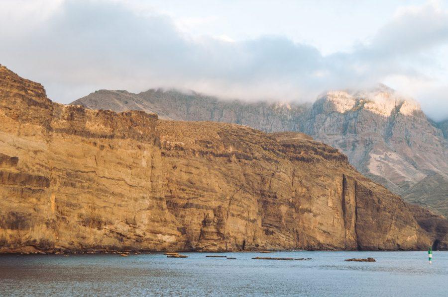 Dedo de Dios Puerto de las Nieves Agaete que ver en Gran Canaria