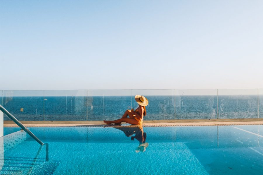 Hotel Gloria Palace Amadores Thalasso Gran Canaria piscina