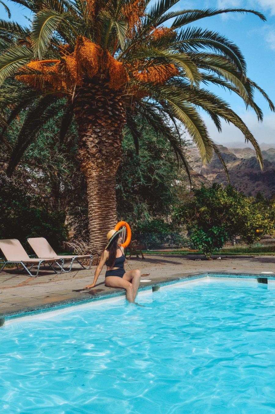 Hotel Rural Las Llongueras que ver en Gran Canaria