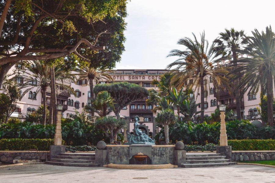 Hotel Santa Catalina Que ver en Las Palmas de Gran Canaria