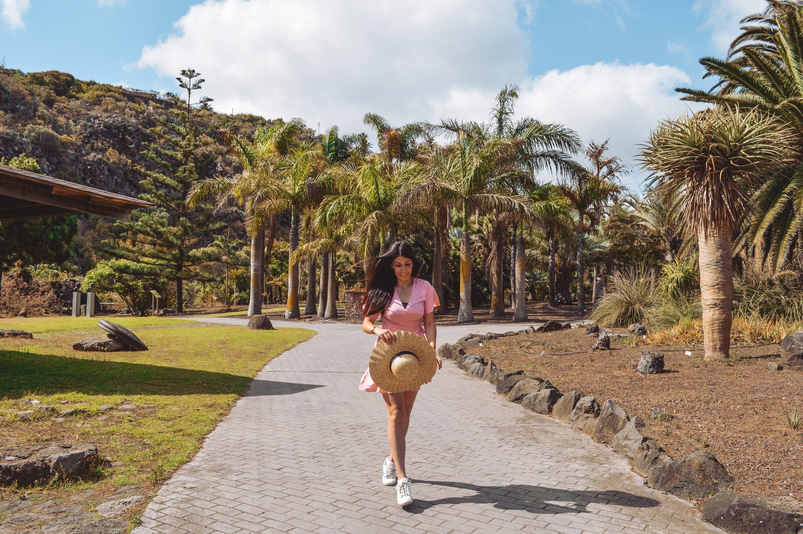 Jardin botanico Canario que ver en Gran Canaria