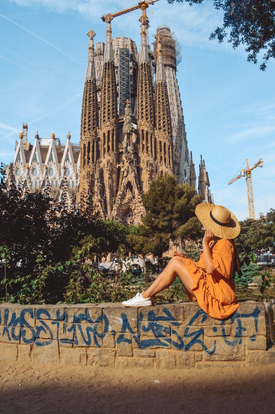 La Sagrada Familia que ver en Barcelona
