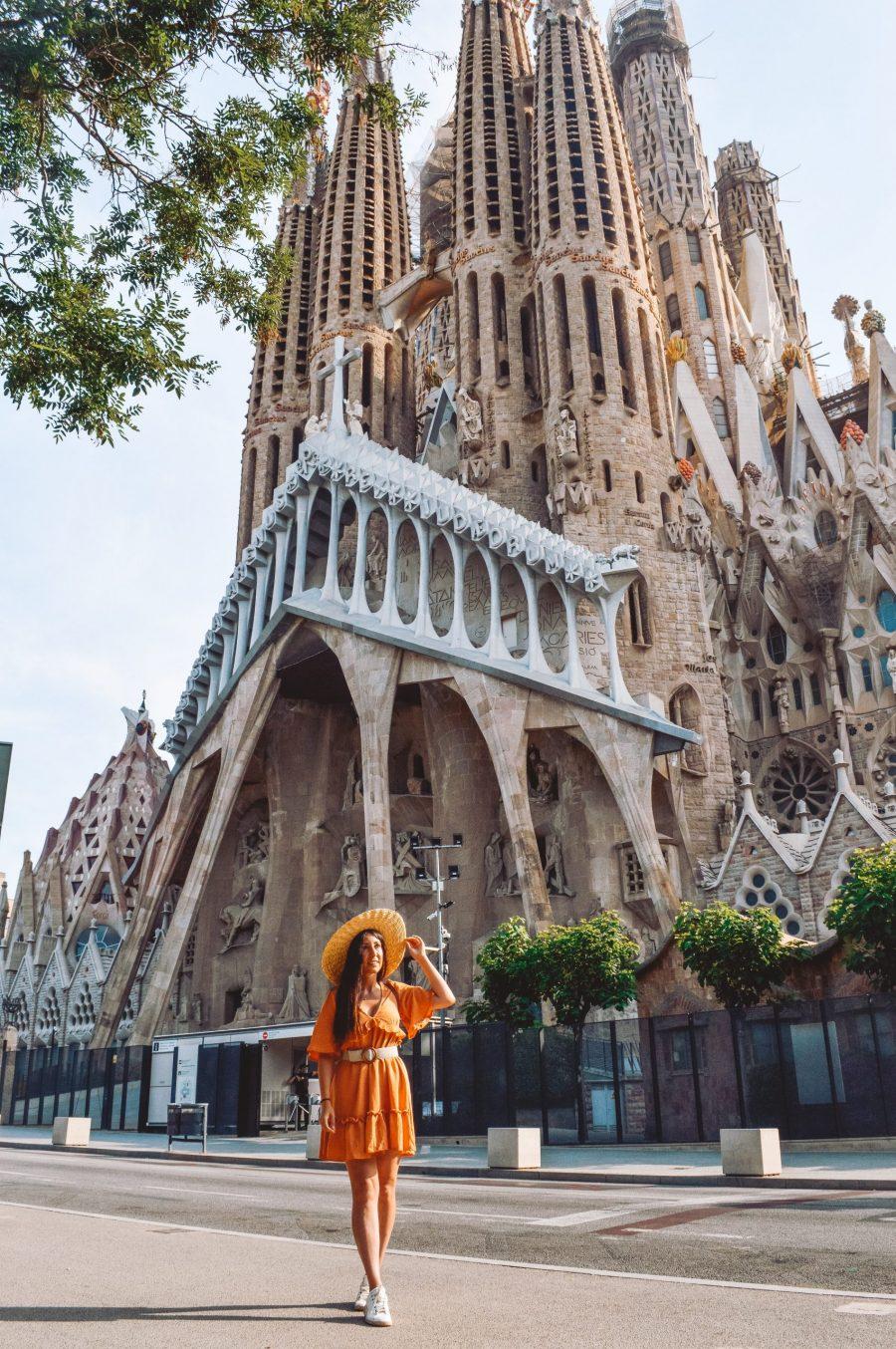 La Sagrada Familio que ver en Barcelona