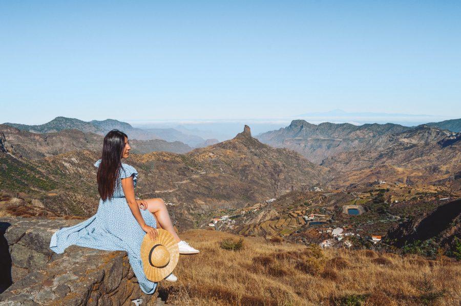 Mirador de Degollada Becerra Que ver en Gran Canaria