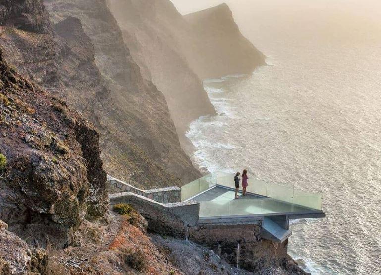 Mirador del Balcon Que ver en Gran Canaria