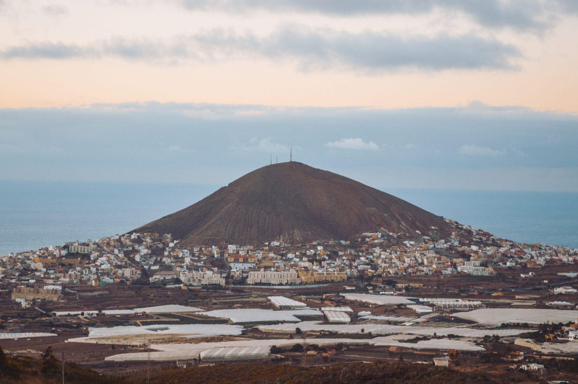 Montaña de Galdar que ver en Gran Canaria