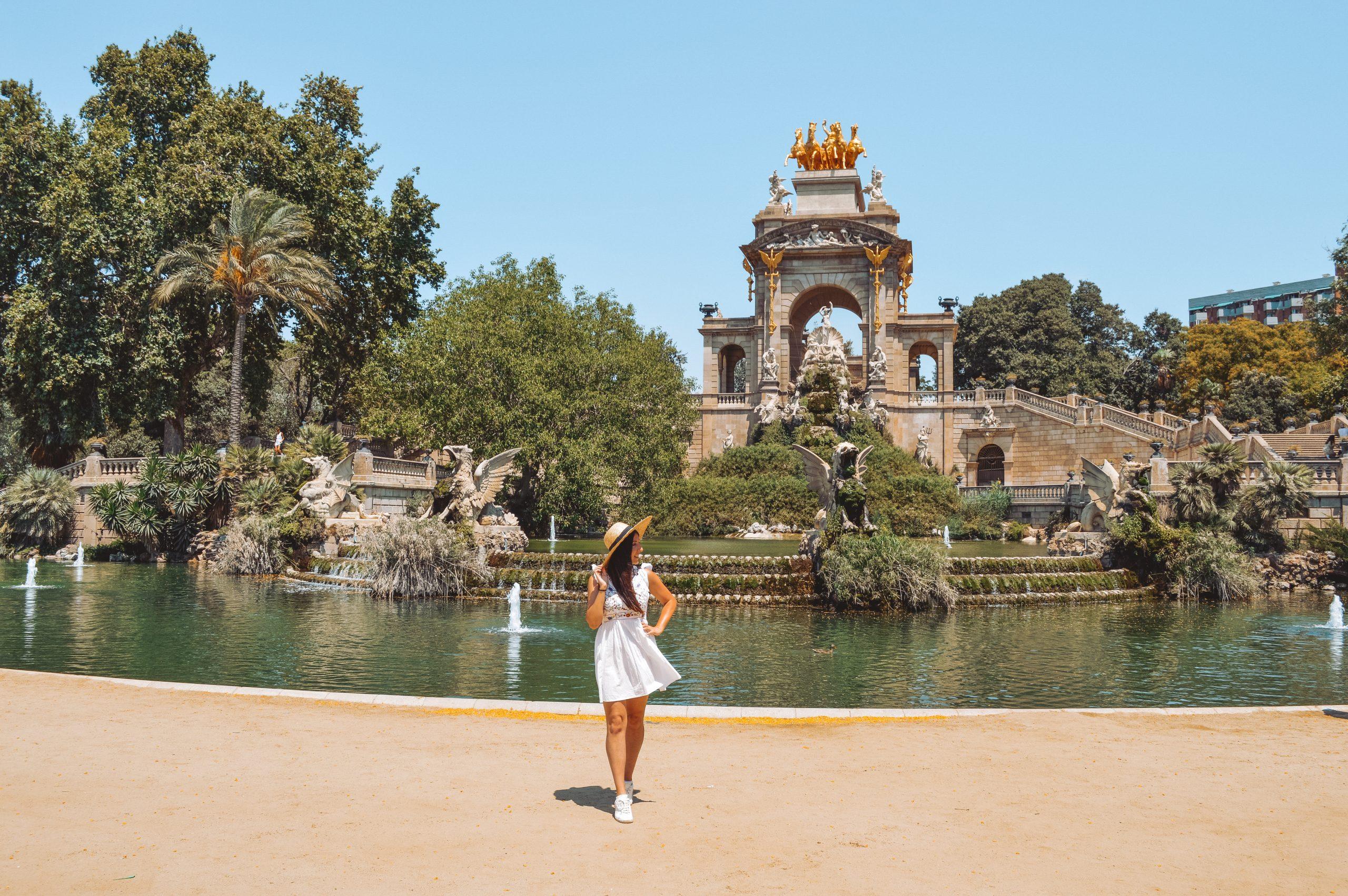 Parque de la Ciudadela que ver en Barcelona