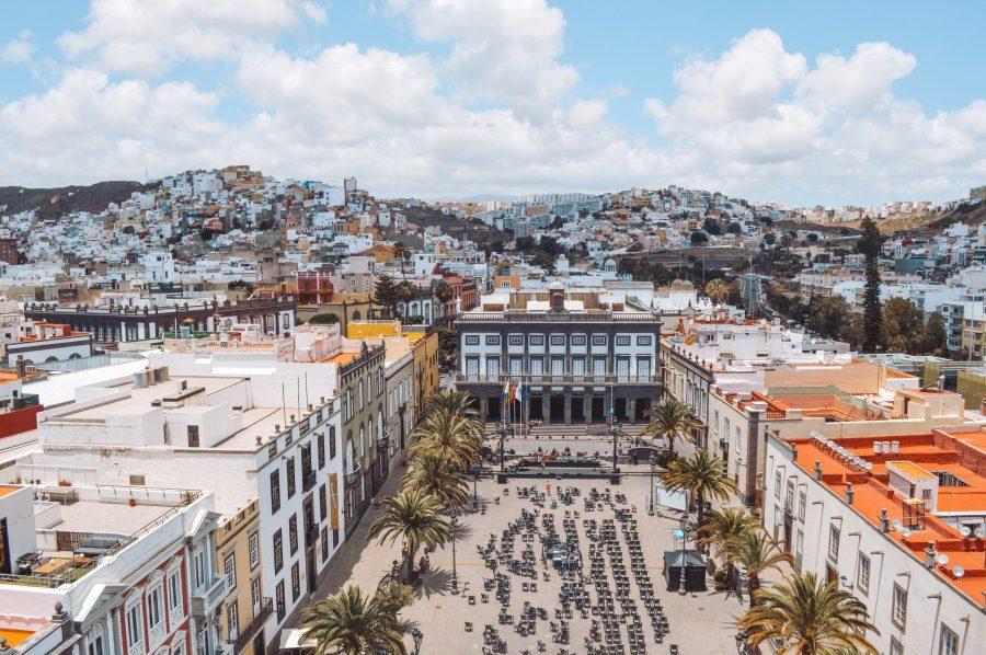Plaza de Santa Ana que ver en Gran Canaria