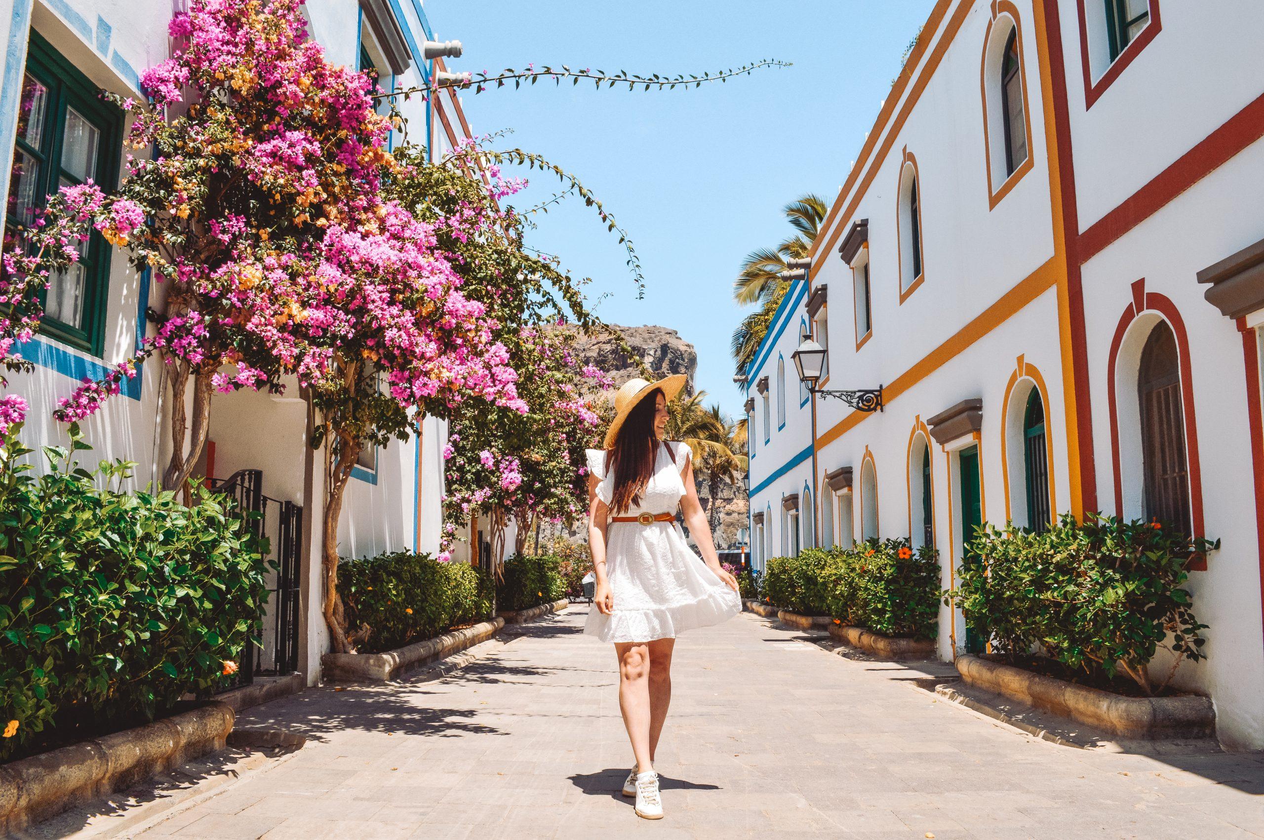 Puerto de Mogan que ver en Gran Canaria