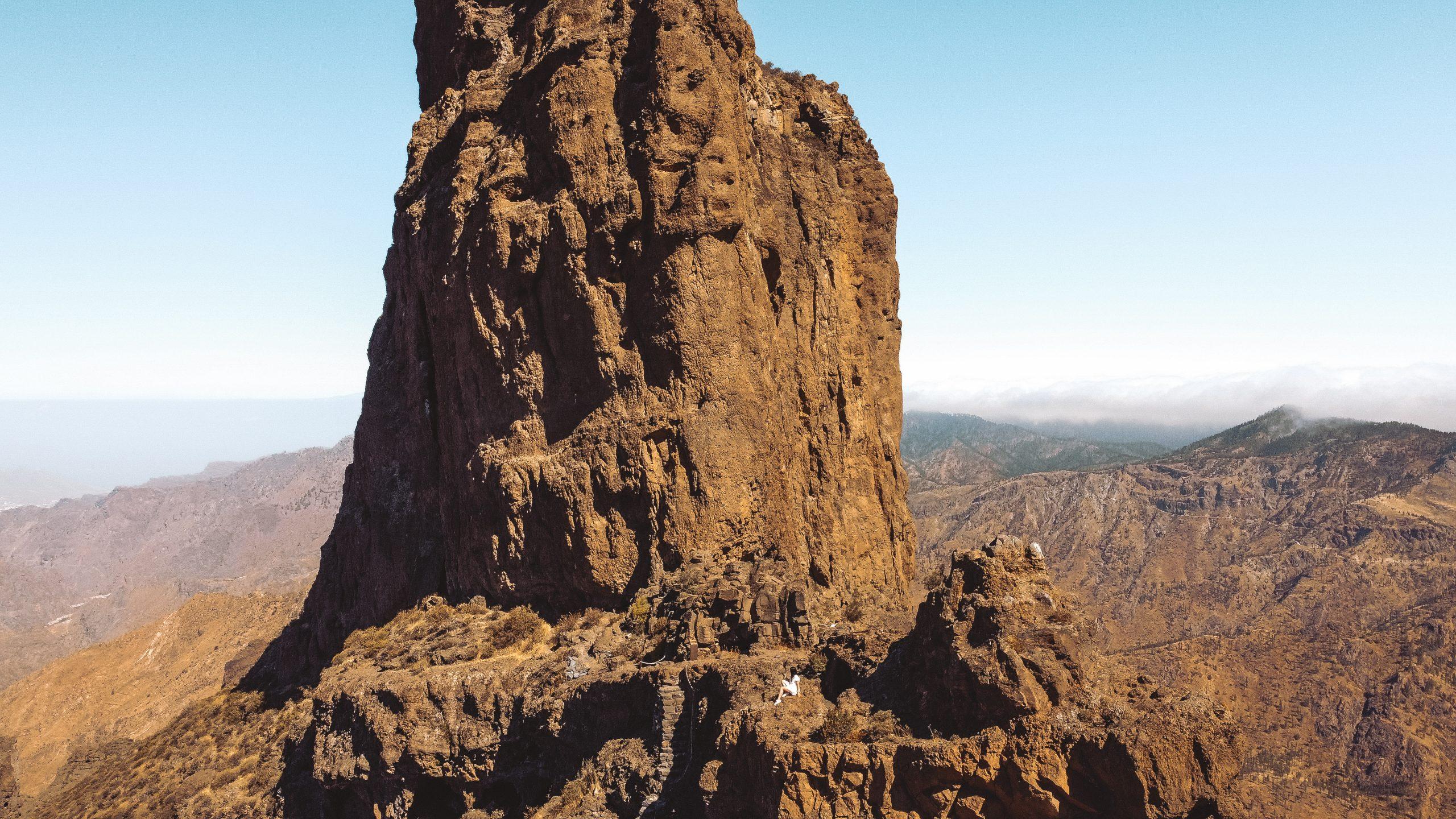 Roque Bentayga que ver en Gran Canaria