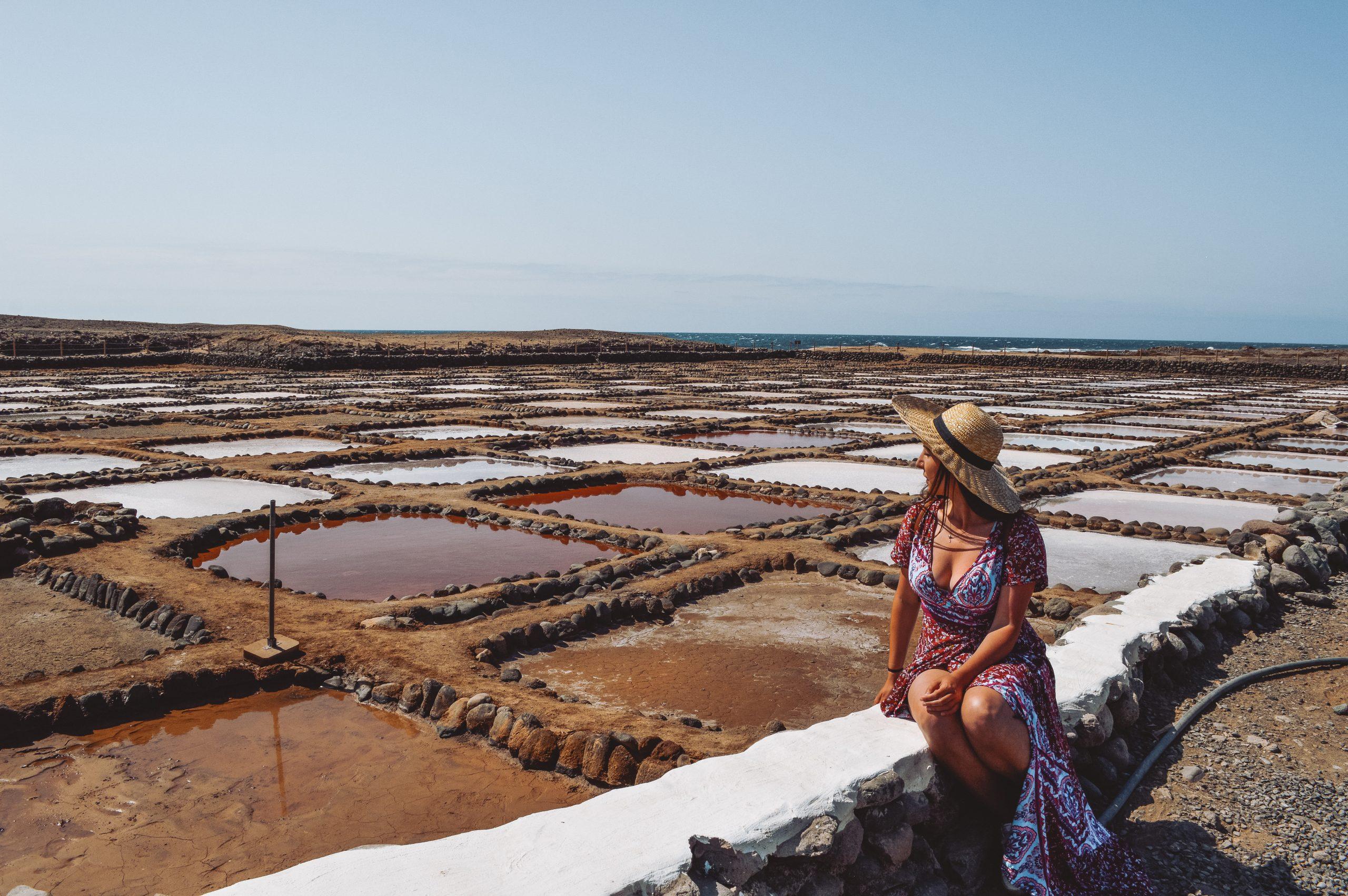 Salinas de Tenefé que ver en Gran Canaria