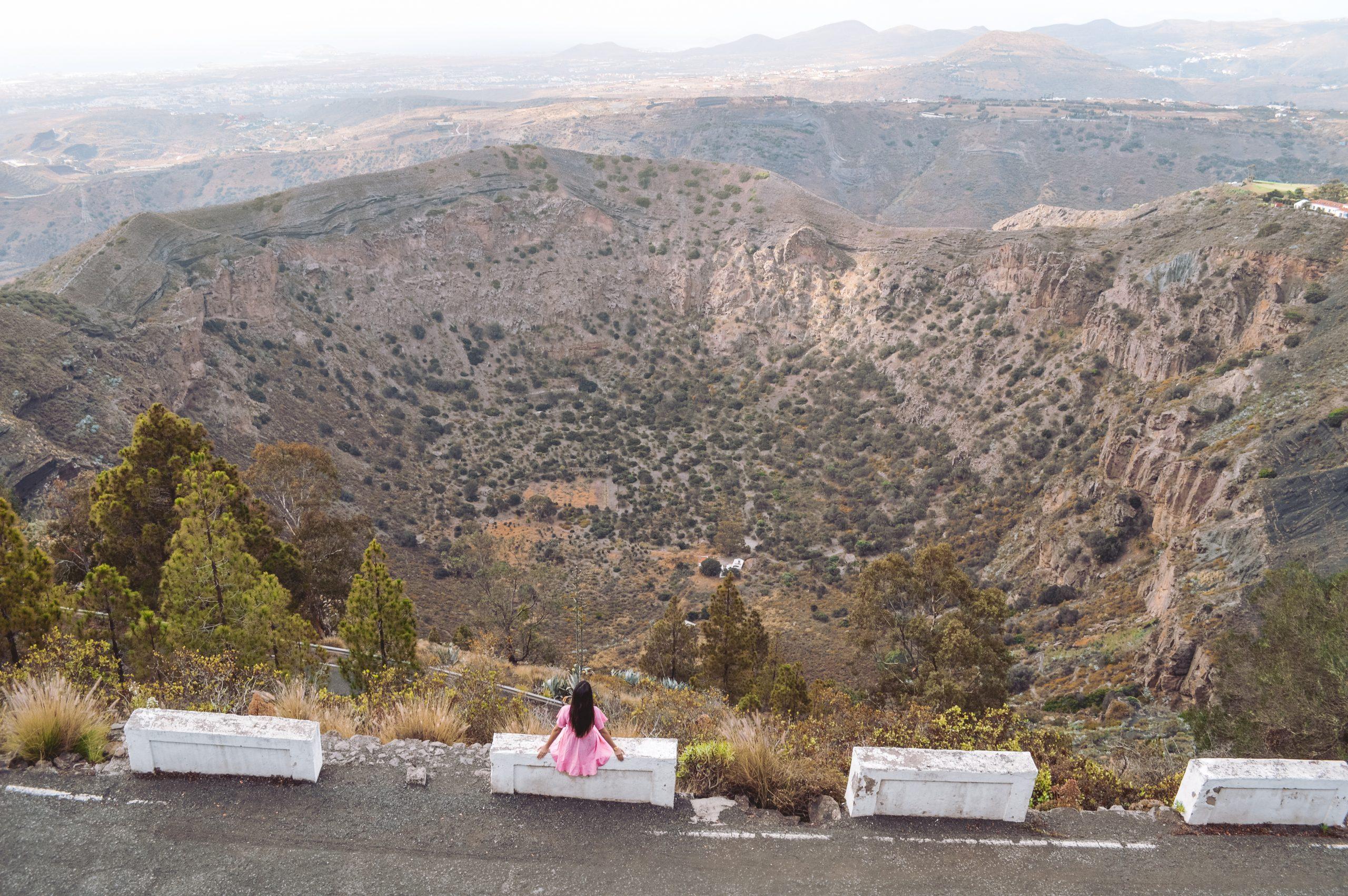 Caldera de Bandama que ver en Gran Canaria