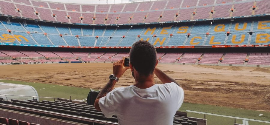 Camp Nou FC Barcelona que ver en Barcelona
