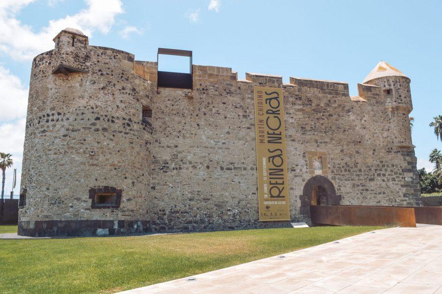 Castillo de la Luz que ve en Las Palmas de Gran Canaria